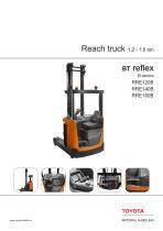 BT Reflex B-series