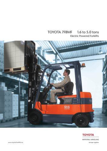 Toyota 7FBMF