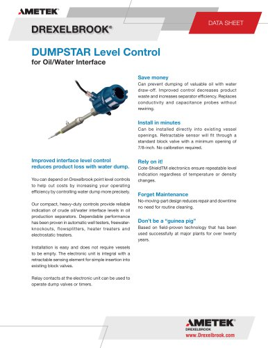 Dumpstar Series