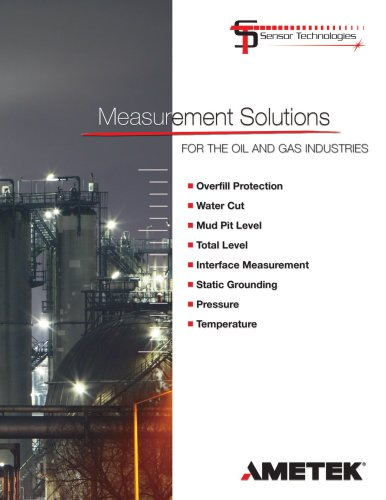 Level Solutions for Oil & Gas