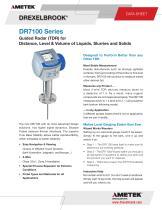 TDR Level Measurement DR7100 Series
