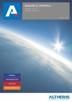 Corporate Brochure - Sensors & Controls