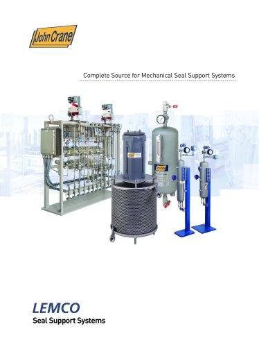 Water-Cooled Heat Exchanger