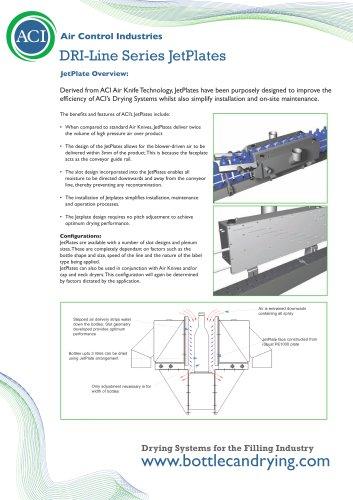 DRI-Line Series JetPlates