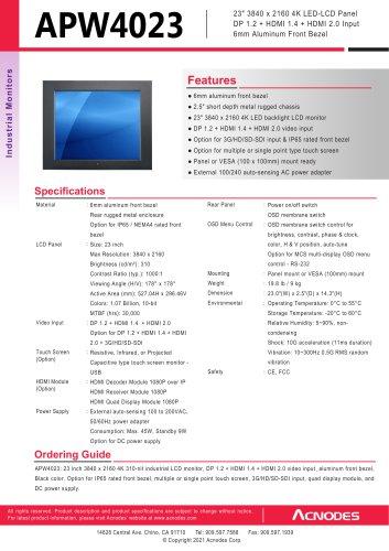 APW4023-SP