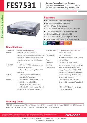 FES7531-SP
