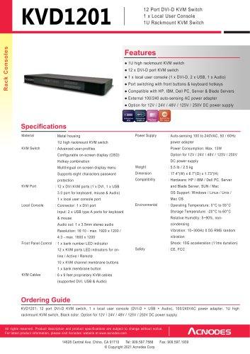 KVD1201-SP