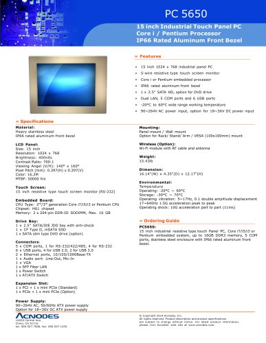 PC5650