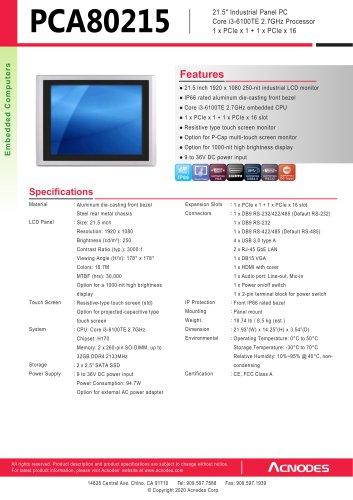 PCA80215-SP