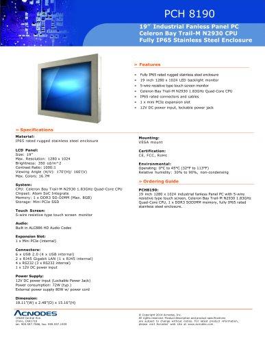 PCH8190