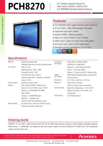 PCH8270-SP