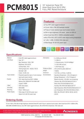 PCM8015