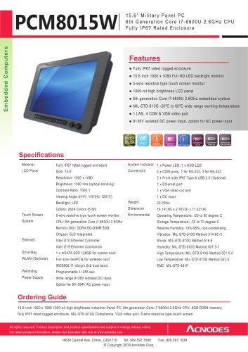 PCM8015W
