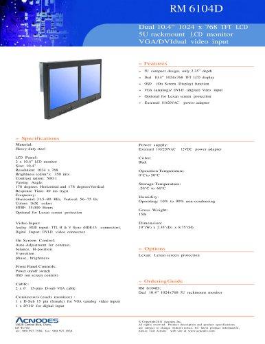 RM6104D