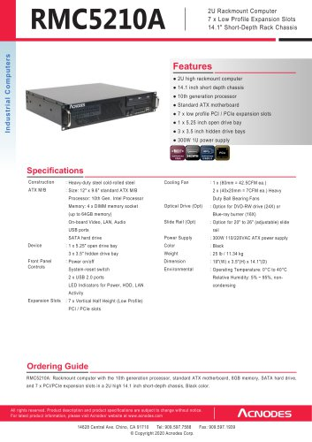 RMC5210A-SP