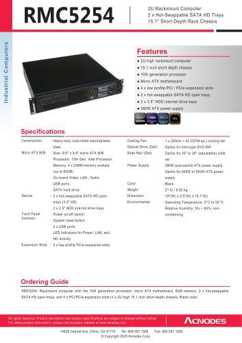 RMC5254-SP