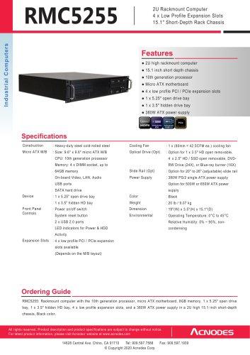 RMC5255-SP