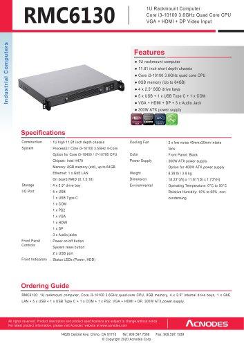RMC6130-SP