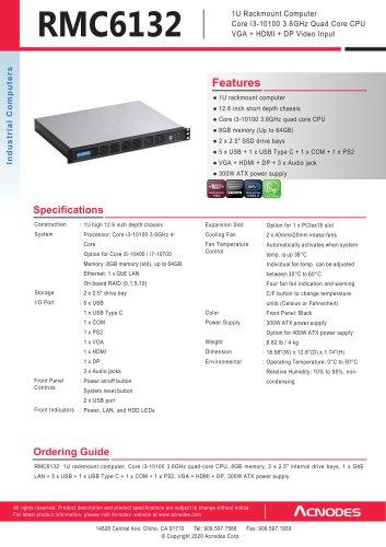 RMC6132-SP