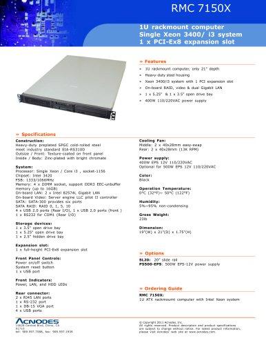 RMC7150X