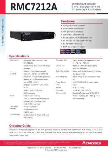 RMC7212A-SP