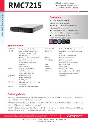 RMC7215-SP