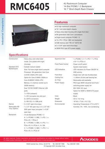 RMC8405-SP