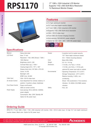 RPS1170-SP