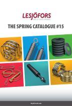 THE SPRING CATALOGUE #15