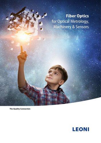 Fiber Optics for Optical Metrology