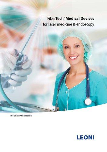 Medical Devices for laser medicine & endoscopy