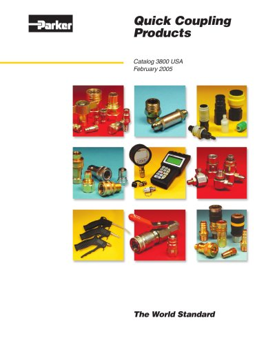 Quick Coupling Products