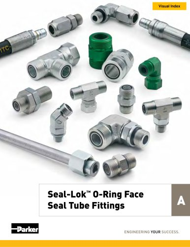 Seal-LokTM O-Ring Face Seal Tube Fittings