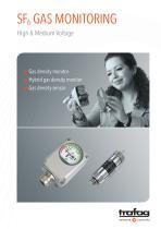 Brochure SF6 Gas Density Monitoring - 1