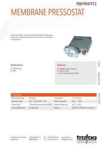 Data Sheet 900/904/912