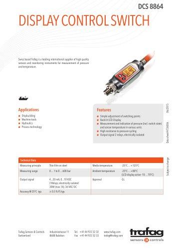 Data Sheet DCS 8864