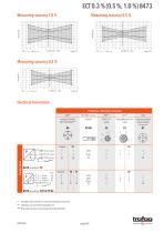Data Sheet ECT 0.3 % (0.5 %, 1.0 %) 8473 - 5