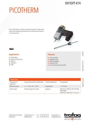 Data Sheet ISP/ISPT 474