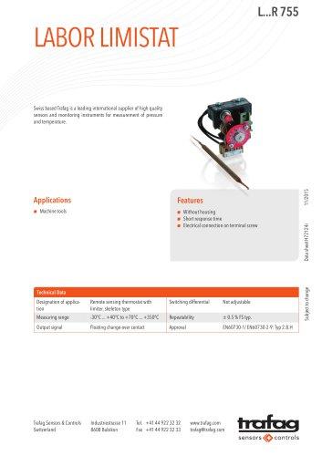 Data Sheet L...R 755