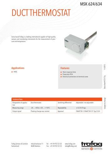Data Sheet MSK 624/634