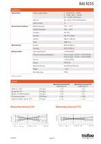 Data Sheet NAE 8255 - 4