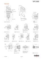 DISPLAY PRESSURE SWITCH DPC 8380 - 7