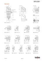 DISPLAY PRESSURE SWITCH DPS 8381 - 7