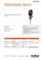 Display Temperature Switch DTP 8180