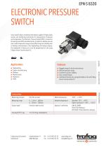 ELECTRONIC PRESSURE SWITCH EPN-S 8320 - 1