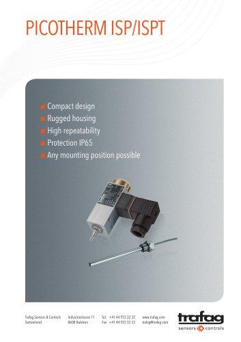 Flyer ISP/ISPT 474