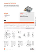 Flyer P/PS 900/904/912 - 2