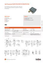 Flyer PV/PVF 903/907/915/940/941/942 - 2