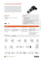 H70657n_EN_8292_EXNT_Ex_Pressure_Transmitter - 2