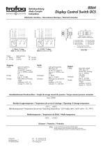 Instruction DCS 8864 - 1